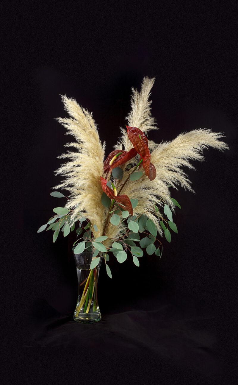 Gėlių puokštė Ventė